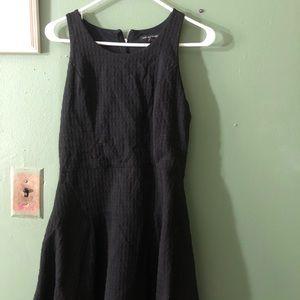 Black Banana Republic dress